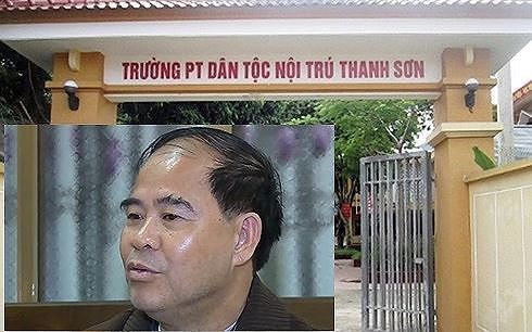 Thông tin mới nhất vụ hiệu trưởng dâm ô hàng loạt học sinh nam ở Phú Thọ