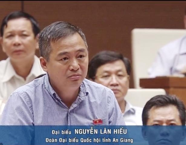 ĐBQH Nguyễn Lân Hiếu: 'Trước mắt cần nền giáo dục không nói dối'