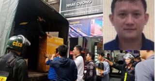 Bộ Công an ra quyết định truy nã quốc tế với ông chủ Nhật Cường mobile
