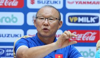 HLV Park Hang Seo lần đầu nói về danh sách ĐTVN gây nhiều tranh cãi