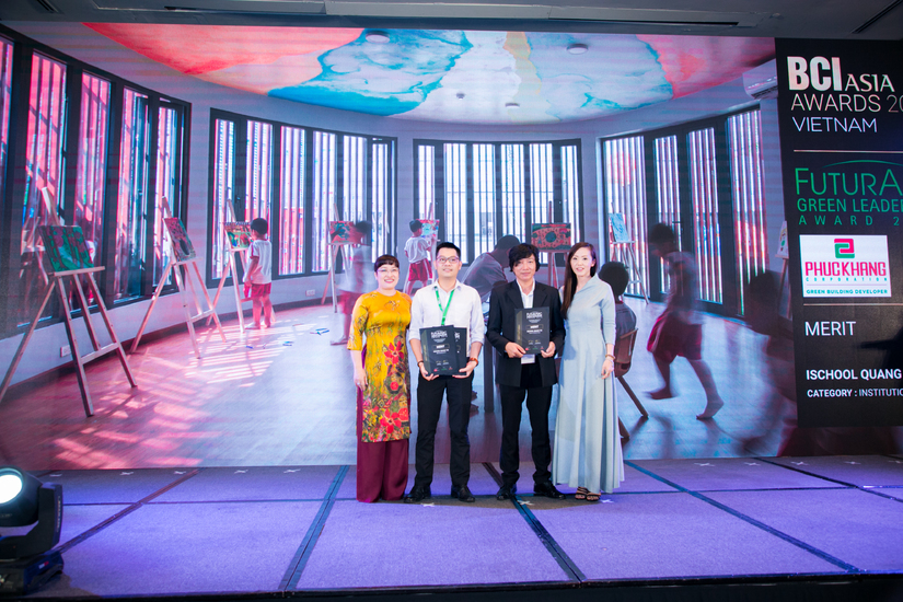 Phuc Khang Corporation lần thứ 3 liên tục được vinh danh