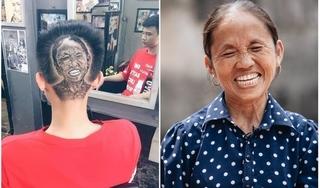 Cư dân mạng choáng váng vì 'fan cuồng' cắt tóc hình bà Tân Vlog lên đầu