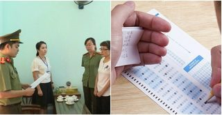 Nguyên Phó công an huyện 'nhờ xem điểm', thí sinh Sơn La được nâng luôn 26,55 điểm