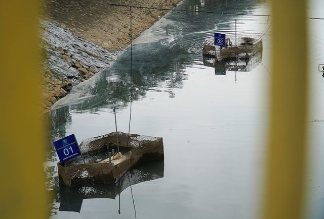 Nước sông Tô Lịch đổi màu tích cực sau 2 tuần áp dụng công nghệ Nhật