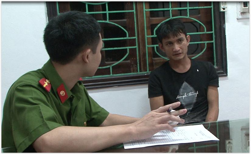 Quảng Ninh: Bị bắt sau gần 1 tiếng trộm cắp xe ô tô2