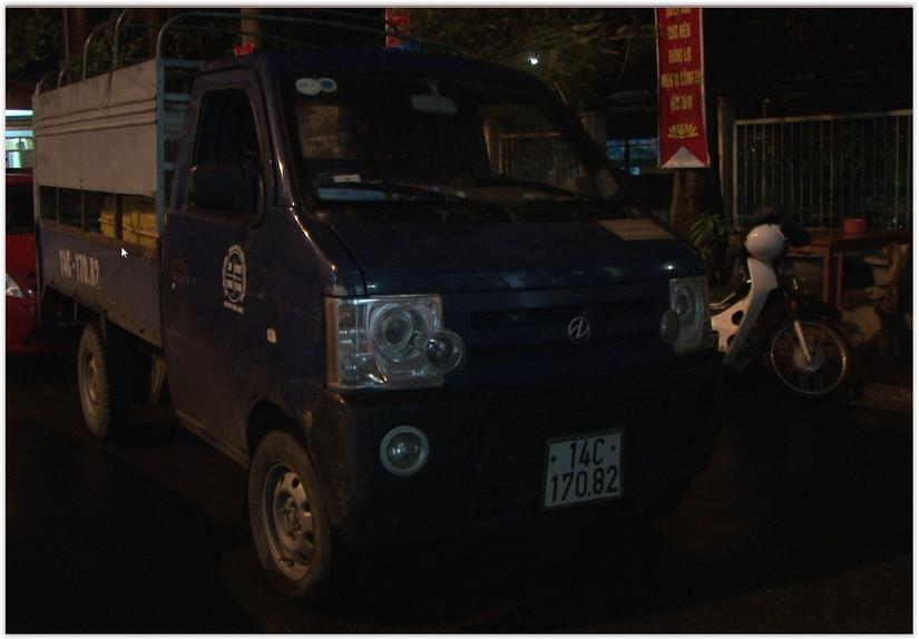 Quảng Ninh: Bị bắt sau gần 1 tiếng trộm cắp xe ô tô