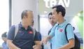 Tiền vệ Văn Toàn đón niềm vui bất ngờ trước trận đấu với Thái Lan