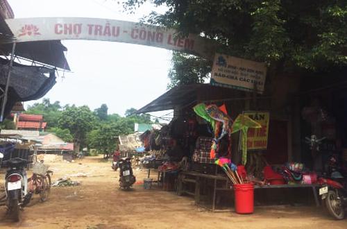 Thanh Hoá: Nhắc nhở việc gửi xe, bảo vệ chợ bị đâm tử vong