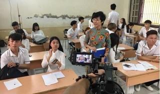 MC Thảo Vân vào vai cô giáo, bật mí về nội dung thú vị trong 'Quỷ sứ học đường'