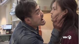 Khải 'vũ phu' đóng cảnh cưỡng hiếp trong Về nhà đi con: Vợ giận không nói chuyện với tôi cả ngày