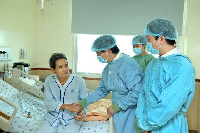 Hơn 80% người bệnh hài lòng về chất lượng phục vụ khám chữa bệnh tại bệnh viện 2