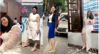 Cô gái tăng gấp đôi cân nặng sau một mùa hè vì ăn uống theo cách này