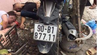 Vụ thanh niên chở vợ sắp cưới tông vào cột điện trọng thương: Xe máy đi mượn