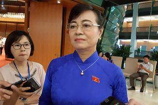 Bà Nguyễn Thị Quyết Tâm: Ứng xử của ông Đoàn Ngọc Hải rất khó hiểu