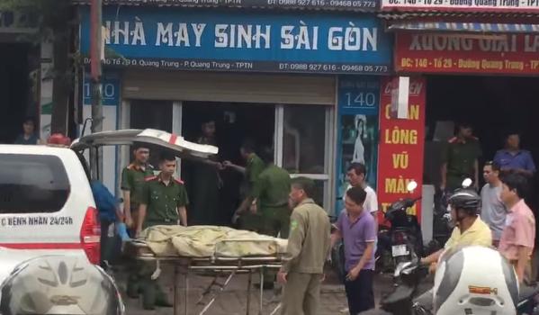 Thái Nguyên: Xác định danh tính ông chủ tiệm may tử vong với vết cắt trên cổ tay