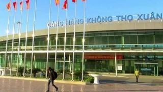 Hành khách đánh nhân viên an ninh sân bay Thọ Xuân bị cấm bay 1 năm