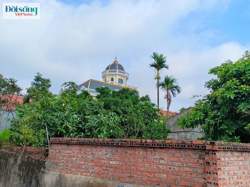 Chiêm ngưỡng lâu đài tiền tỷ của Phó Chũ tịch xã Tân Tiến01