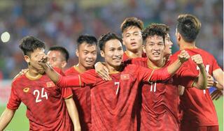 Thi đấu lấn lướt, U23 Việt Nam thắng dễ U23 Myanmar