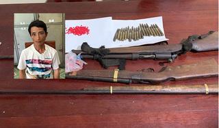 Bị vây bắt, 'ông trùm' ma tuý dùng súng chống trả quyết liệt