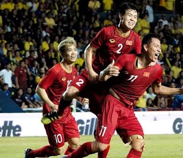 đội tuyển Việt Nam sẽ bước vào trận chung kết giải bóng đá King's Cup 2019 với Curacao tối nay