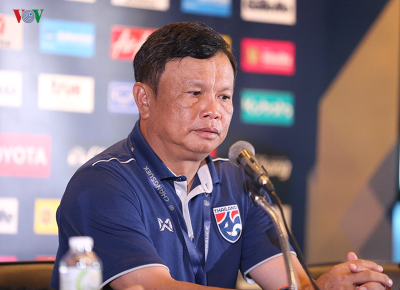 Sau thành tích bết bát tại King's Cup, tuyển Thái Lan muốn tìm thầy mới?