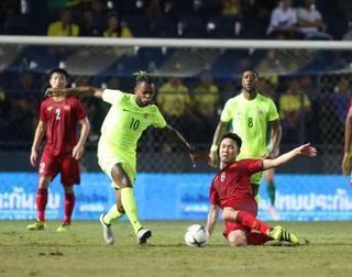 Báo Thái Lan tiếc nuối khi tuyển Việt Nam thất bại trước Curacao