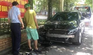Danh tính nữ tài xế điều khiển Mercedes tông gãy chân bà buôn đồng nát