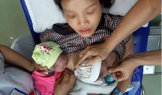 Hy hữu: Sản phụ mang song thai, sinh một con ở nhà, một ở bệnh viện