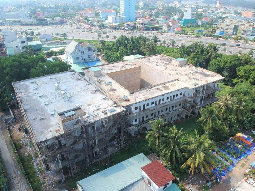 Nhận trái đắng vì mua căn hộ mini của Công ty CP Sài Gòn Hoàng Anh