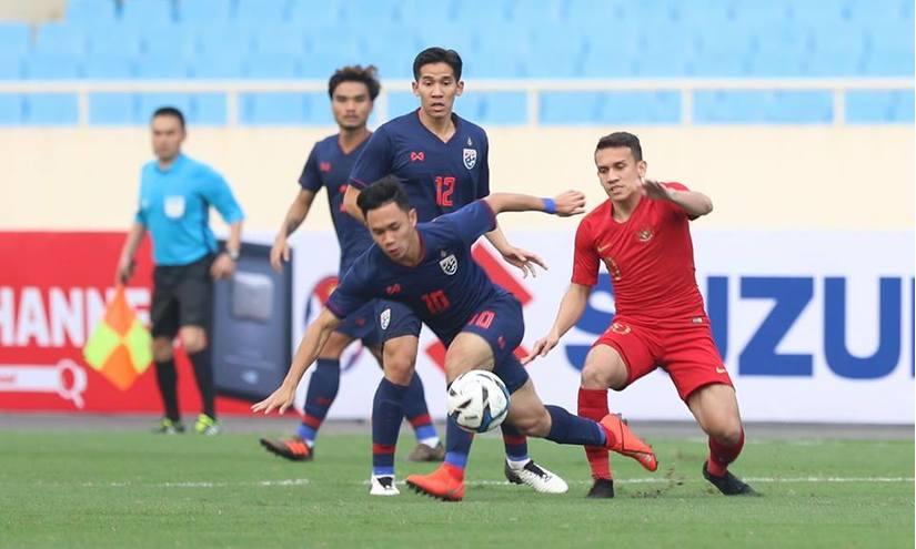 U23 Thái Lan cay đắng nhìn Singapore vô địch Merlion Cup 2019