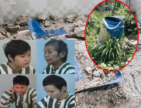 Tiết lộ nhân vật tên Hiệp trong vụ đổ bê tông 2 thi thể