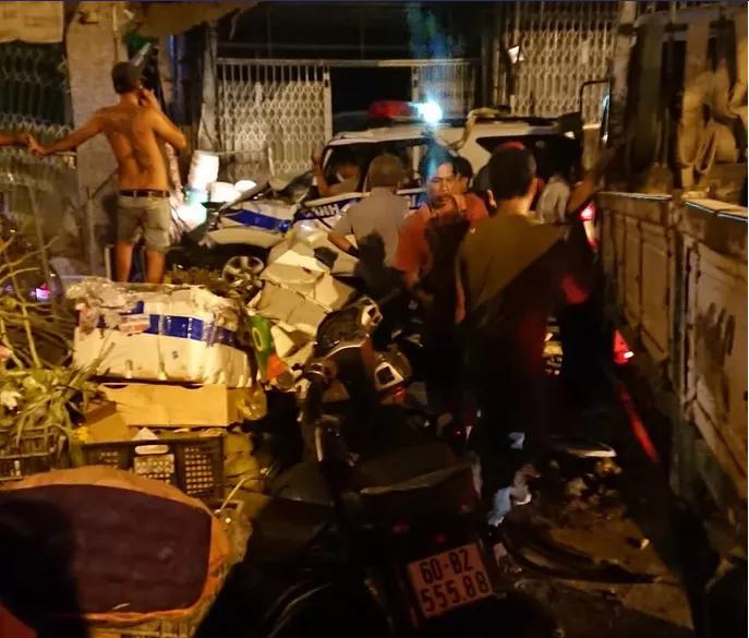 Rơi nước mắt hoàn cảnh của nạn nhân bị CSGT Bình Dương đâm tử vong