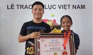 Bà Tân Vlog bất ngờ được cấp bằng xác nhận kỷ lục Việt Nam