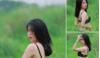 Cô gái chụp ảnh phản cảm bên hồ sen lại tung ảnh 'thảm họa'