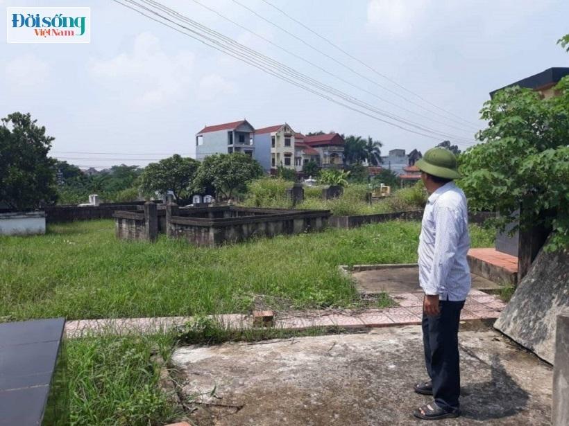 Hưng Yên Dân tố cán bộ thôn bán đất công trái thẩm quyền