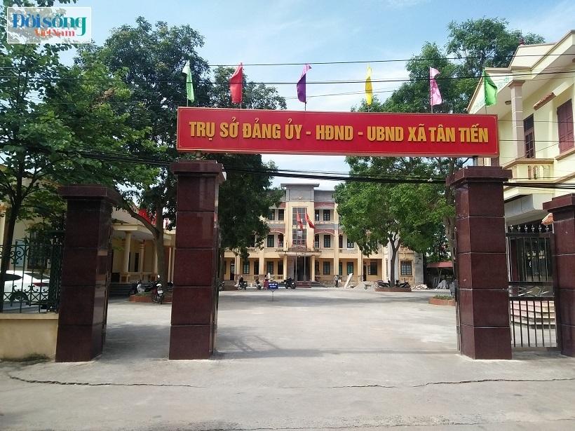 Hưng Yên Dân tố cán bộ thôn bán đất công trái thẩm quyền 01