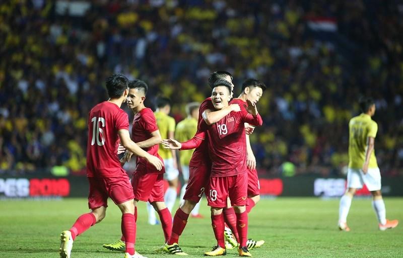 Đội tuyển Việt Nam nhận nhiều lời ngợi khen từ truyền hình Hàn Quốc