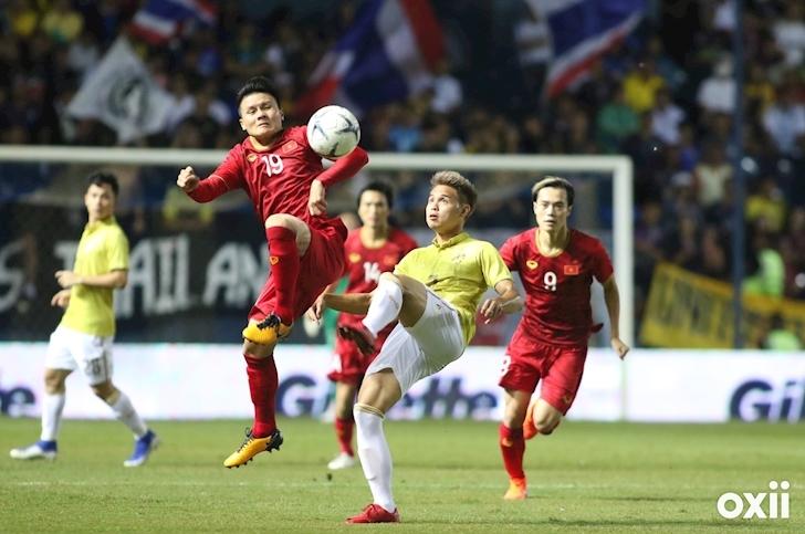 Đội tuyển Việt Nam và Thái Lan nguy cơ chạm trán nhau ở vòng loại World Cup