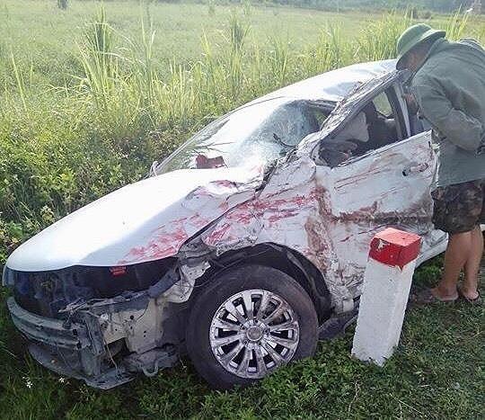 Tin tức tai nạn giao thông mới nhất, nóng nhất hôm nay 11/6/2019
