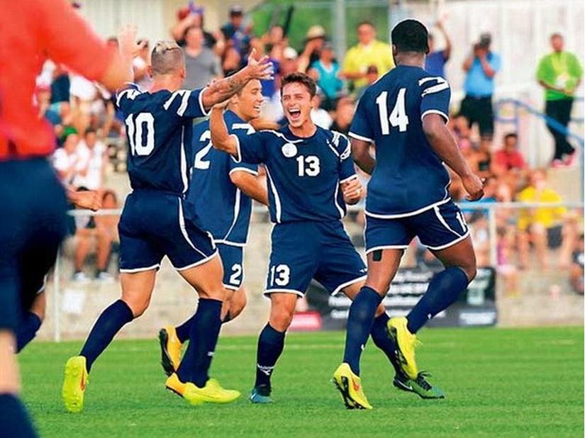 Đội tuyển Guam gây sốc ở vòng loại World Cup 2022