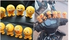 Thú nhún Emoji bị dân mạng nghi là thủ phạm gây tai nạn giao thông