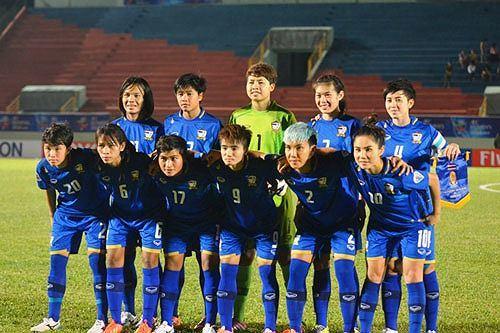 Đội tuyển Mỹ vùi dập nữ Thái Lan với tỷ số 13-0 ở FIFA Women's