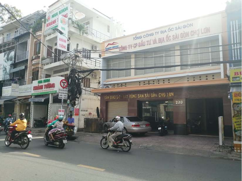 Công ty địa ốc Sài Gòn Chợ Lớn bắt tay Công ty Đông Tây cố ý làm trái như thế nào?