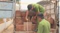 Truy bắt tài xế chở gỗ lậu tông thẳng vào công an khi bị phát hiện