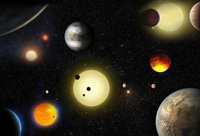 18 hành tinh khá giống Trái đất vừa được phát hiện