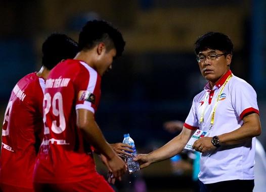 Đồng hương của HLV Park Hang Seo bị Viettel FC thanh lý hợp đồng