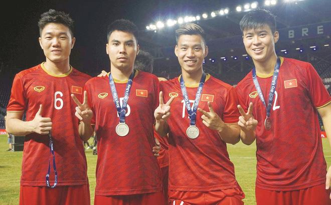Đội tuyển Việt Nam tiếp tục tăng bậc trên bảng xếp hạng FIFA