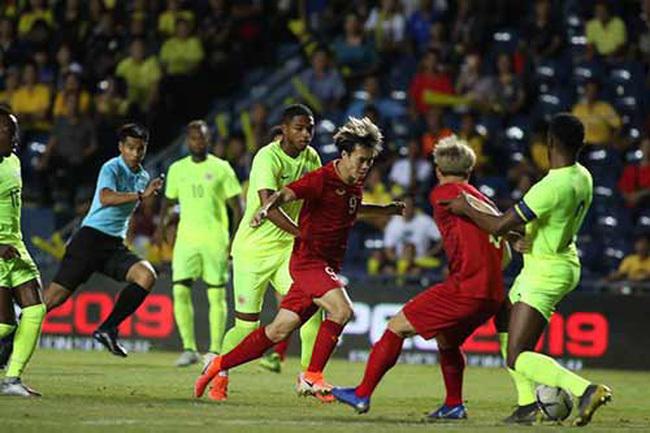 Đội tuyển Việt Nam nằm ở nhóm hạt giống số 2 vòng loại World Cup