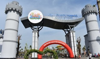 Bé trai bị đuối nước tại công viên nước Thanh Hà: Khai thác khi chưa đủ điều kiện!