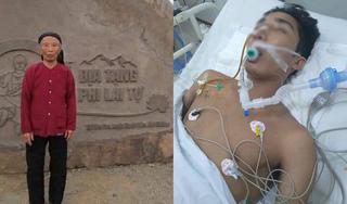Vụ thanh niên đâm vào cột điện ở Hà Nam: Bà nội gần 90 tuổi khóc cạn nước mắt